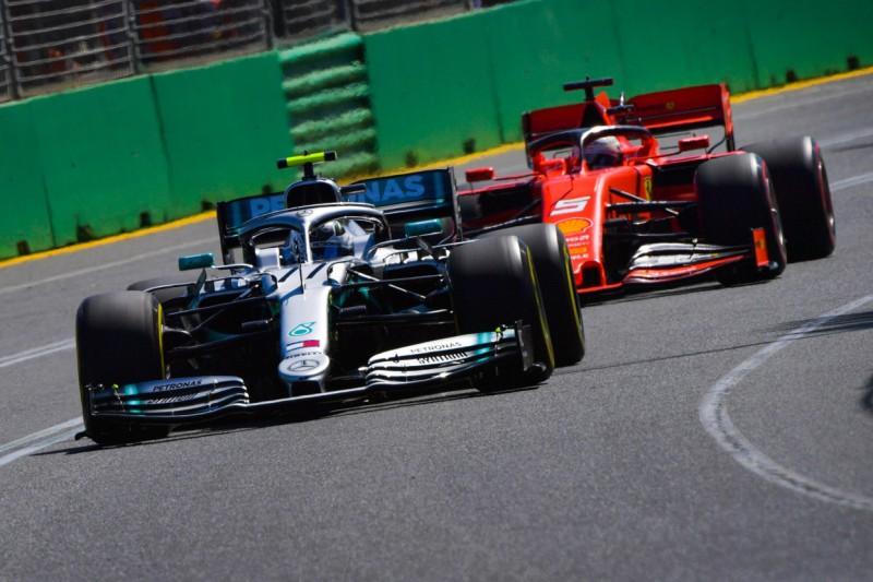 """Vettel nach deutlichem Rückstand ratlos: """"Das Auto macht nicht, was ich will!"""""""