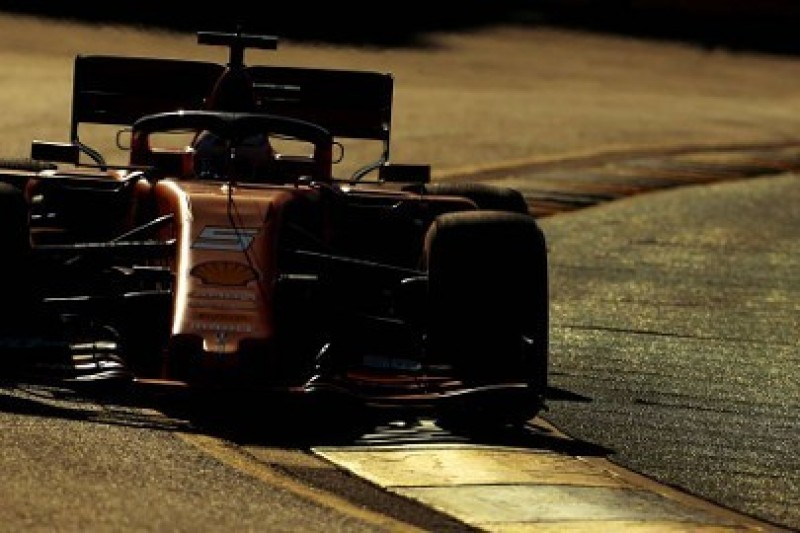 Vettel: Mercedes blefował