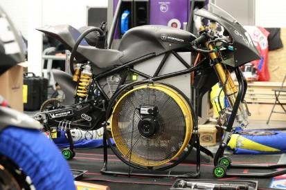 Neue Details zum MotoE-Feuer in Jerez: Kurzschluss war schuld