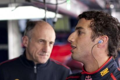 Ex-Teamchef: Daniel Ricciardo hat einen Fehler gemacht
