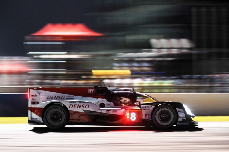 1.000 Meilen Sebring 2019: Alonso-Toyota siegt mit einer Runde Vorsprung