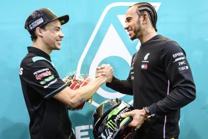 Yamaha-Youngster von Lewis Hamilton als Person überrascht