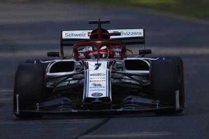 """Kimi Räikkönen selbstkritisch: """"Keine gute Runde hingekriegt"""""""