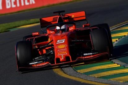 Ratloser Vettel gibt zu: Mercedes Favorit, Ferrari mit Kopfschmerzen