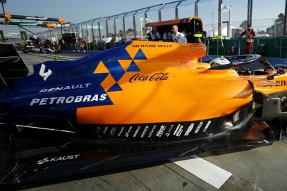 McLaren-Boss bestätigt: Fahren noch nicht mit Petrobras-Benzin