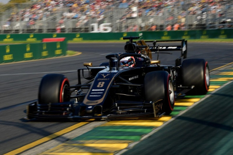 "Freude bei Günther Steiner: Haas in Australien eindeutig ""Best of the Rest"""