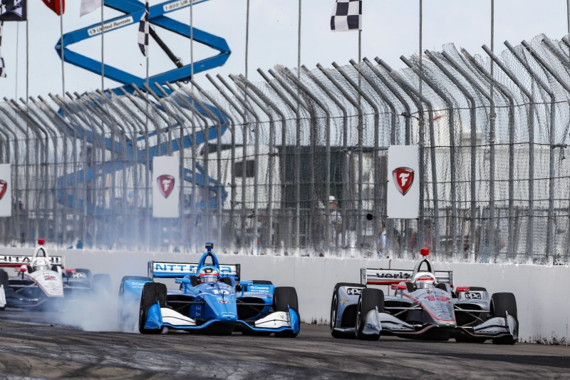 Rosenqvists Super-Debüt: IndyCar-Establishment zittert schon