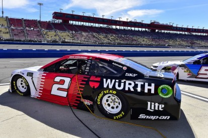 "Irres NASCAR-Qualifying in Fontana: Buhrufe nach ""No-Show"""