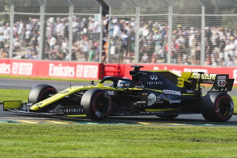 Daniel Ricciardo: Bummeln hat Q3-Einzug gekostet