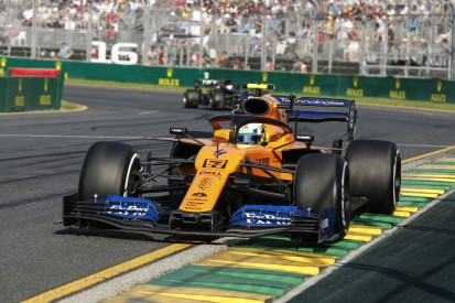Nicht getraut zu überholen: Giovinazzi beendet Norris' Punktetraum