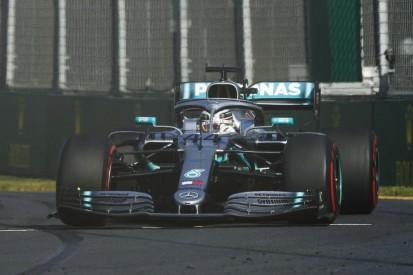 Lewis Hamilton: Unterboden-Handicap schon ab Runde 4