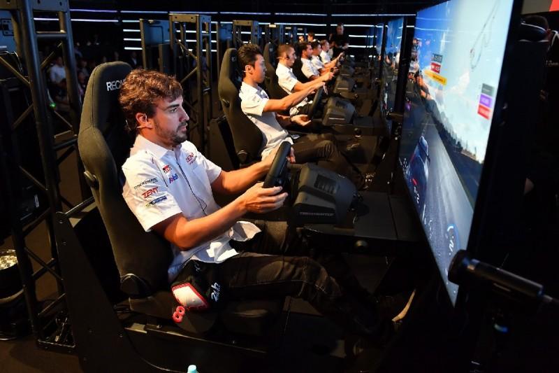 Fernando Alonso investiert in Motorsport Games