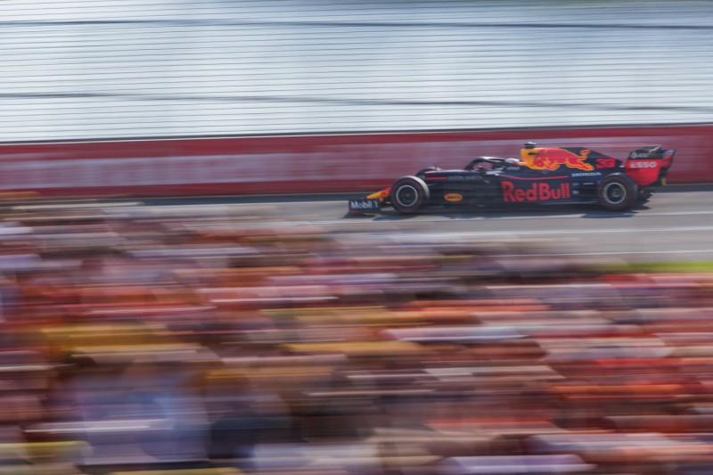 """Red-Bull-Pilot Max Verstappen freut sich: Honda-Topspeed """"ist sehr gut"""""""