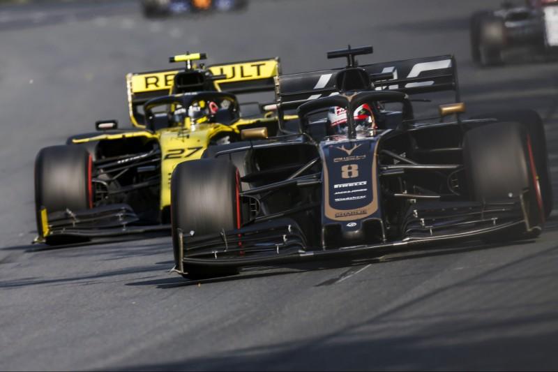 """Renault hinter Red Bull & Haas: """"Im Moment sind sie zu weit vorn"""""""