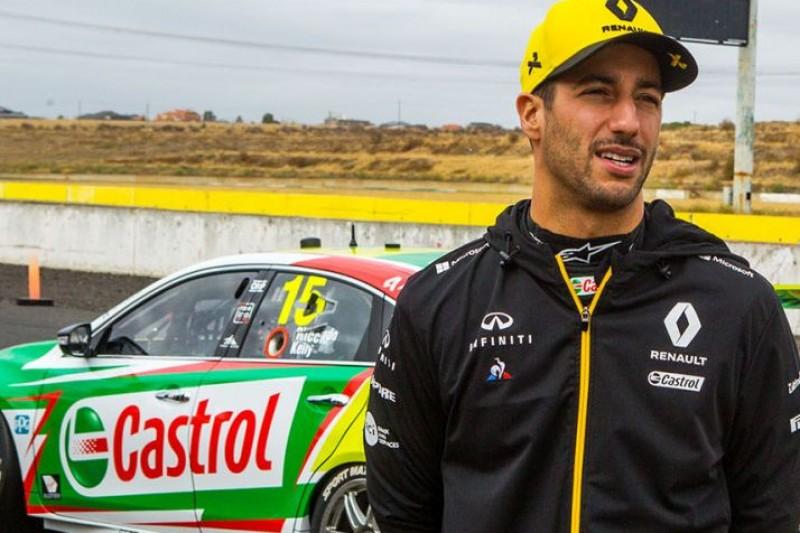 Nach Supercars-Test: Startet F1-Pilot Daniel Ricciardo beim Bathurst 1000?