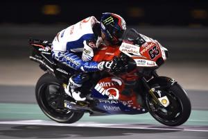 Seite an Seite mit Valentino Rossi: MotoGP-Rookie Bagnaia schwärmt