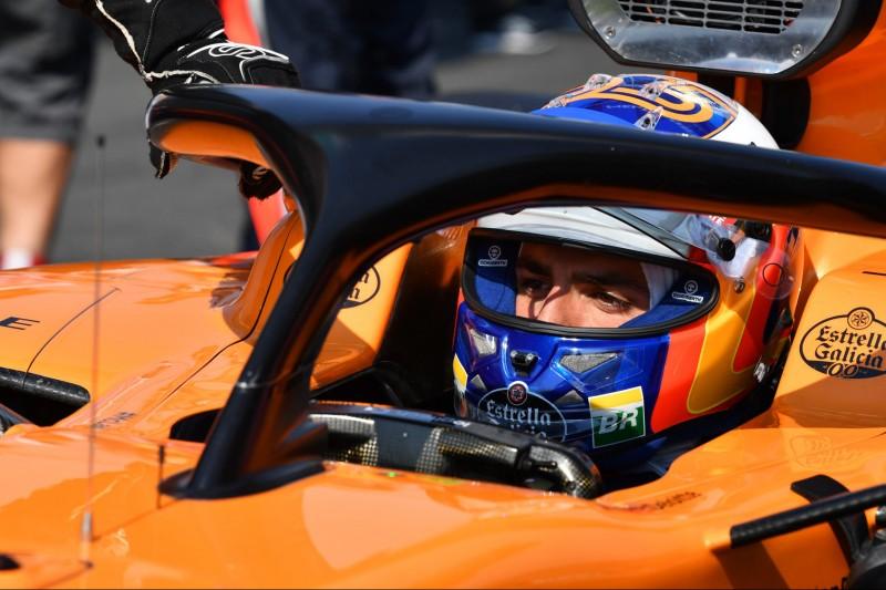 """McLaren-Pilot Sainz nach Australien-Ausfall: """"Erste von 21 Chancen vertan"""""""