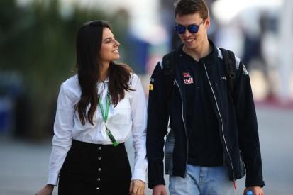 Vaterfreuden: Daniil Kwjat und Kelly Piquet werden Eltern