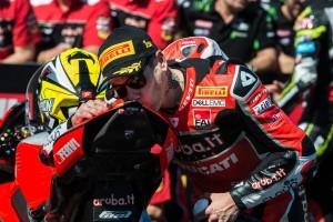 Ducati-Drehzahl: Alvaro Bautista will sich nicht auf Taktikspiele einlassen