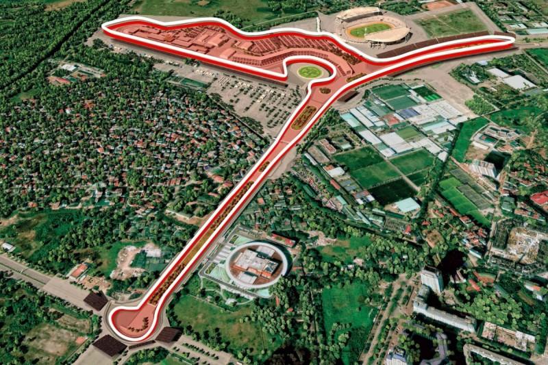 Spatenstich in Vietnam: Bau der Formel-1-Strecke hat begonnen