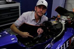 Perfektion bei Kalex: Moto2-Bike erhält maßgeschneiderte Batterie