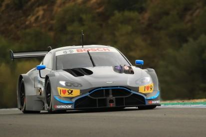 Darf Aston Martin während der DTM-Saison testen?