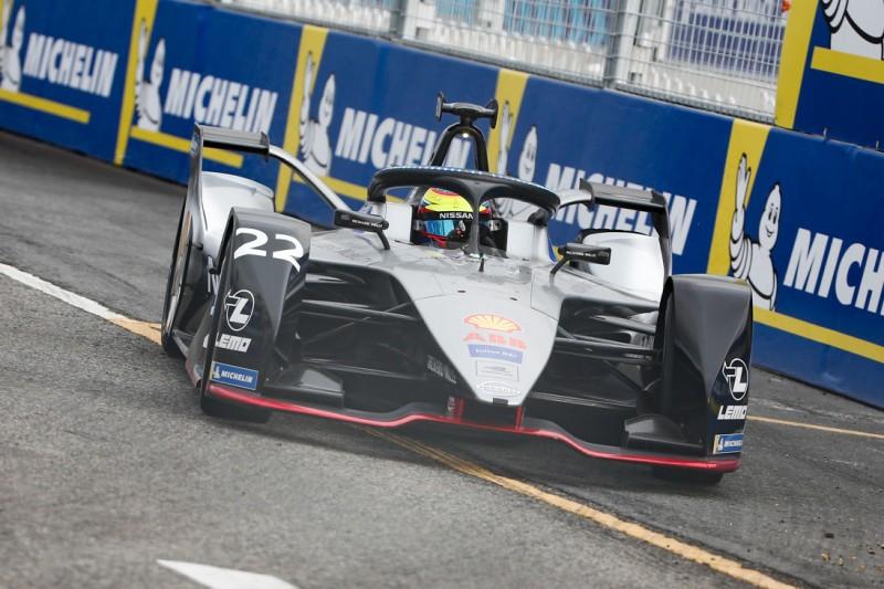 Formel-E-Qualifying Sanya: Oliver Rowland feiert erste Pole-Position
