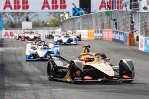 Formel E Sanya: Erster Saisonsieg für Meister Jean-Eric Vergne