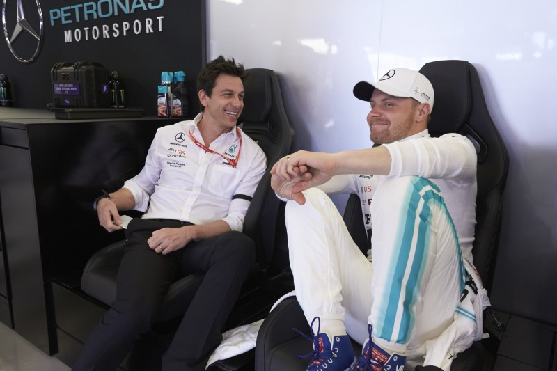 """""""Kleines Märchen"""": Mercedes-Teamchef Wolff hat immer an Bottas geglaubt"""