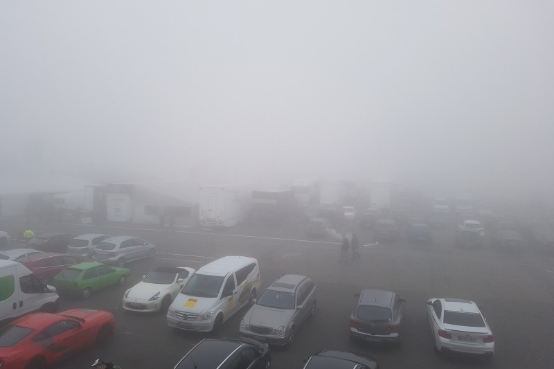 Nebel am Nürburgring: VLN1 geht erst ab 12:30 Uhr los