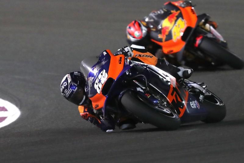 """Oliveira exklusiv: """"Wird möglich sein, mit KTM ums Podium zu kämpfen"""""""
