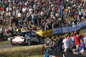 Rallye-WM: Auch 2018 mehr als vier Millionen Zuschauer vor Ort