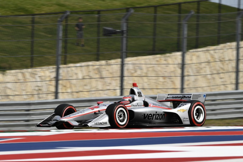 IndyCar-Premiere in Austin: Will Power auf der Pole-Position