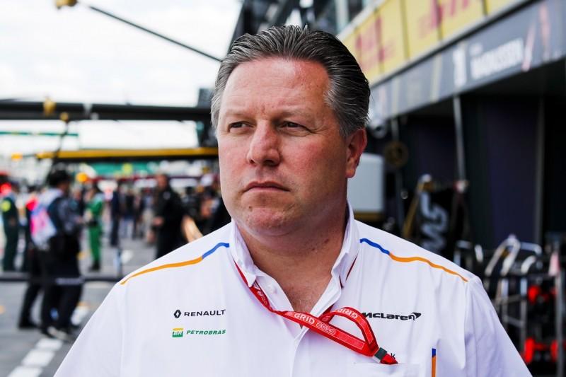 """Nächste Ausstiegsdrohung: McLaren könnte """"Teilnahme überdenken"""""""