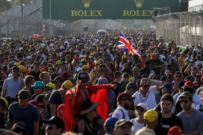 Masern-Infektion: Gesundheitswarnung nach Australien-Grand-Prix