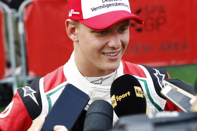 """Mick Schumacher vor Formel-1-Testdebüt: """"Bin mehr als aufgeregt!"""""""