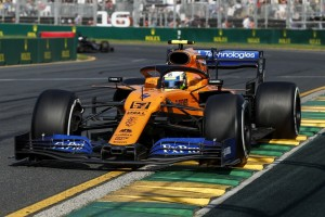 McLaren nach P8 in Melbourne: