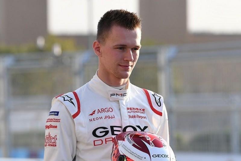 Formel E Rom: Maximilian Günther springt für Felipe Nasr ein