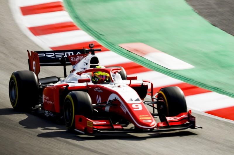 Mick Schumacher: So läuft der Aufstieg im Formelsport