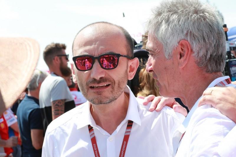 Nach Ducati-Urteil: Domenicali teilt gegen MotoGP-Konkurrenz aus