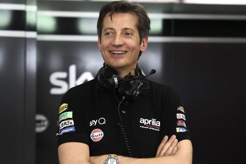 Aprilia: Was sich mit Massimo Rivola im Team ändert