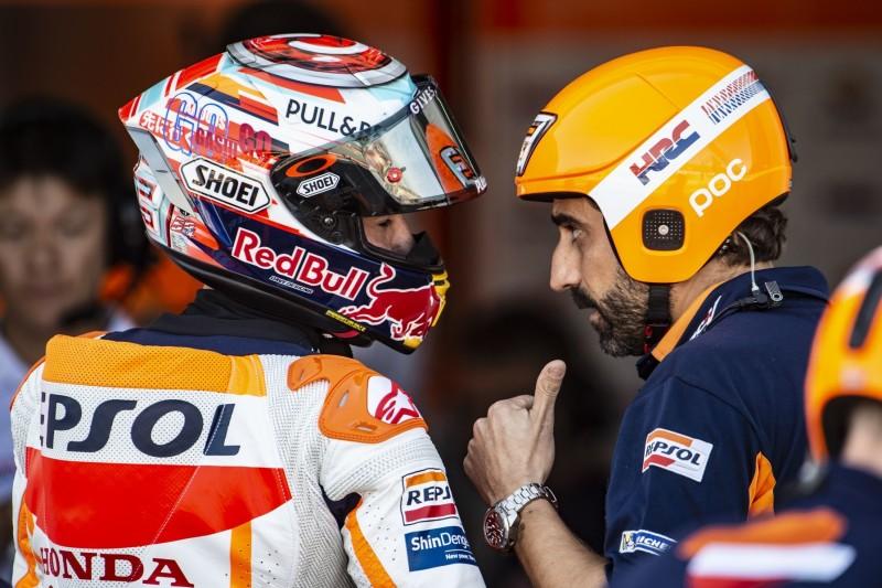 """Crew-Chief von Marquez verrät: """"Marc überrascht mich jeden Tag"""""""
