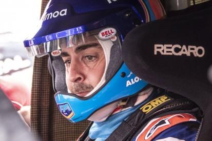 """""""Fühle mich wohler als erwartet"""": Alonso nach erstem Testtag im Dakar-Toyota"""