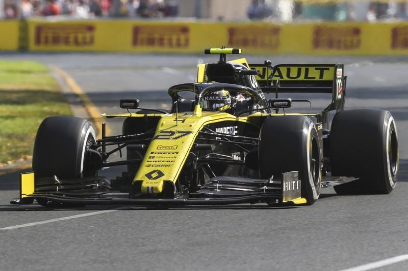 Updates für Bahrain: Renault hat Melbourne-Problem verstanden
