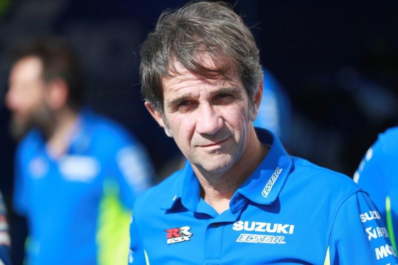 Suzuki-Teammanager nach Ducati-Urteil weiterhin ratlos