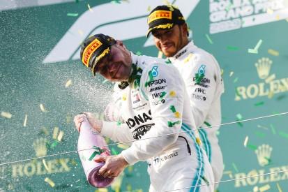 Nico Rosberg: Bottas' Chance gegen Hamilton sind die Psychospielchen