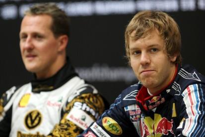 Schumacher hat Vettel schon 2009 für Ferrari vorgeschlagen