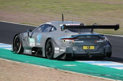 Rene Rast wagt erste Einschätzung: Aston Martin fehlt Tempo