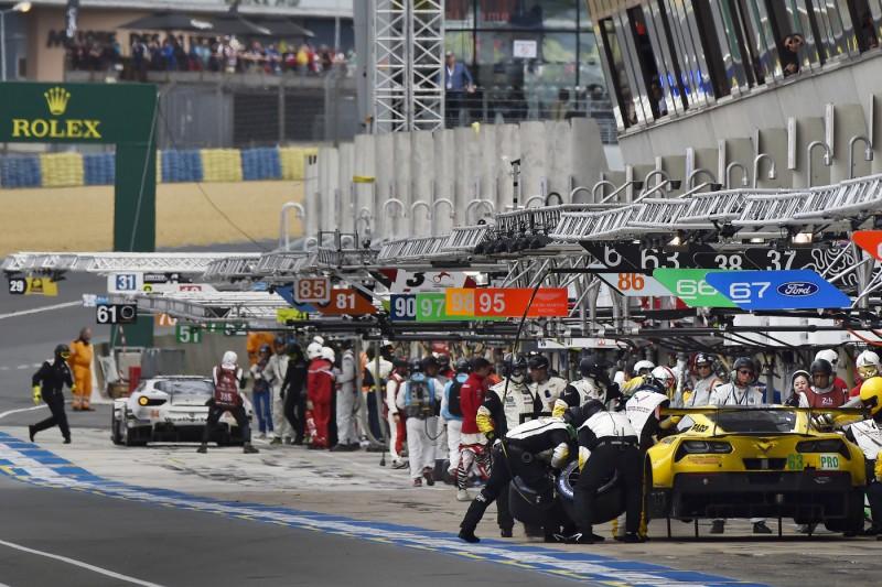 Ausbau der Boxen: Le Mans 2023 mit größerem Starterfeld?