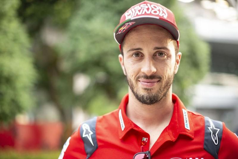 Ducati-Winglet: Dovizioso hatte keine Sorgen, Katar-Sieg zu verlieren